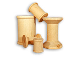 Wooden Craft, Wooden Thread Spools