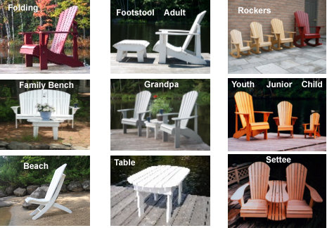 adirondack chair plans and patterns for woodworking