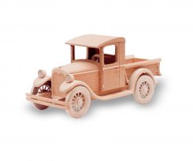 1928 Chevrolet Pickup Woodworking Pattern | Bear Woods Supply