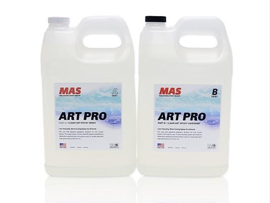 MAS Art Pro Epoxy 2 Gallon