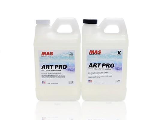 MAS epoxy Resin Art Pro 1 Gallon