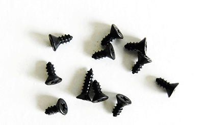 Buy Black Phillips FH Screws | Bear Woods Supply