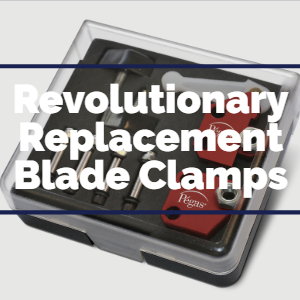 Blade Clamps from Pegas