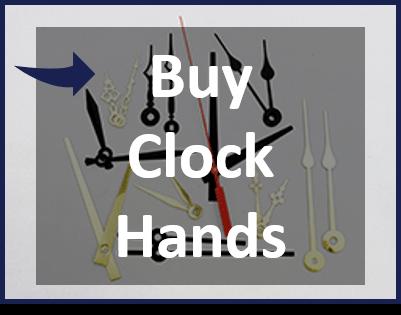 Buy clock hands to make large clocks