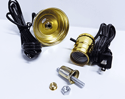 Buy electric lamp kits | Bear Woods Supply
