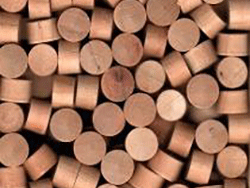 Cherry Flat Head End Grain Wood Plugs | Bear Woods Supply