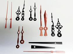 Free clock hands for quartz clock movements | Bear Woods Supply