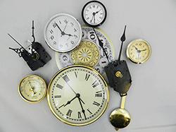 Clock Parts Dials Inserts Hands and Mechanisms | Bear Woods Supply