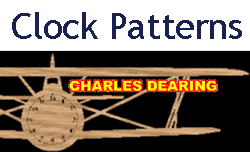 Clocks patterns for the scroll saw