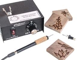 Wood Burning Quick Start Kit