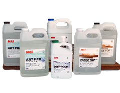 MAS Epoxy Resins