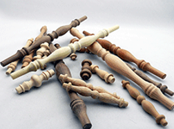 hardwood-spindles