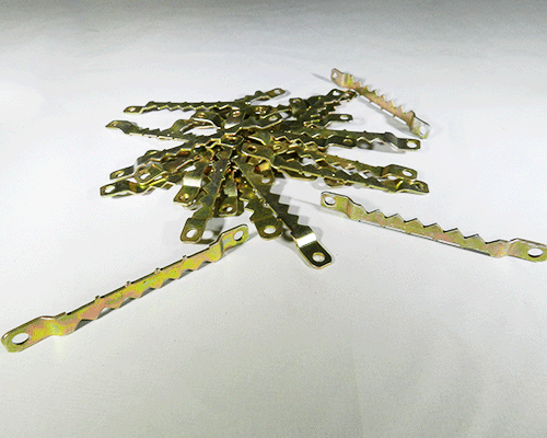 Sawtooth Picture Hangers 3 Zinc Yellow Steel Use 4 6 Screws