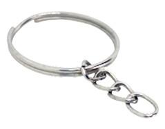 Split Ring Keychain (10 pcs)