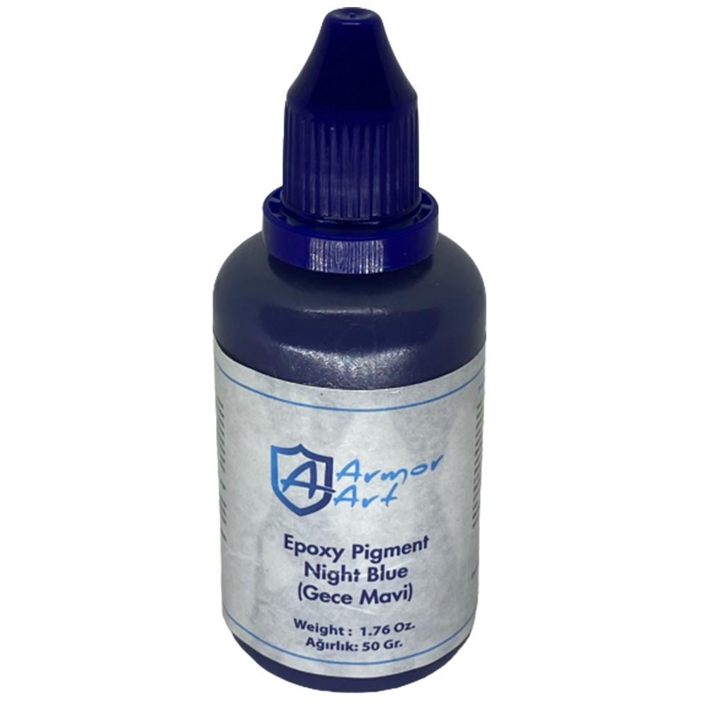 Night Blue Epoxy Pigment