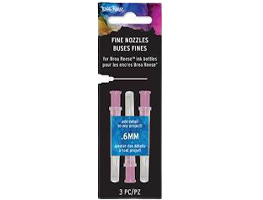 Alcohol Ink Nozzles - Fine (3 Pack)