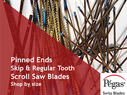 Pin End Scroll Saw Blades Low Price Pinned End Scrollsaw