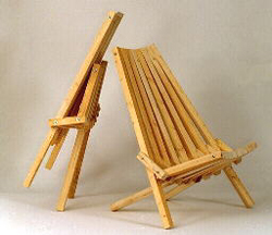 Folding Lawn Chair Plan Wood Instructions