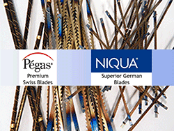 Best scroll saw blades Pegas, Niqua