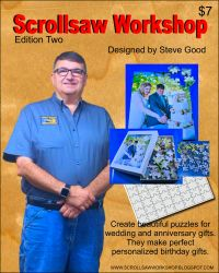 Steve Good's pattern booklets