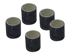 1/4 Coarse Sanding Bands (Per 25)