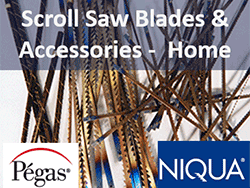 Scroll Saw Blades Pegas and Niqua