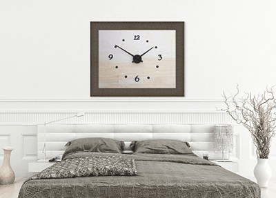 wall clock painting kits