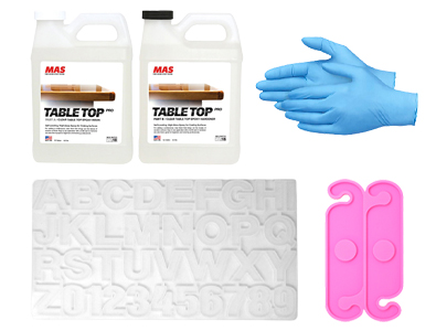 Giftware Mold Kit