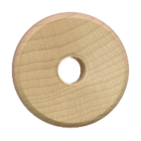 smooth toy wooden wheels