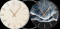 12 inch clock kit