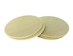 Wooden Discs For Crafts 4 inch | Bear Woods Supply