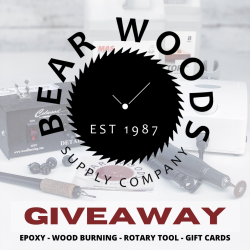 Bear Woods Giveaway!