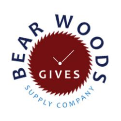 Bear Woods Gives logo
