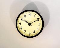 Ivory Arabic Clock Insert | Bear Woods Supply