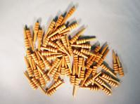 Wooden Cribbage Pegs with Clear Varnish | Bear Woods Supply