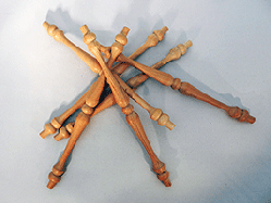 Cherry Furniture Spindle 9-3/4 inch | Bear Woods Supply