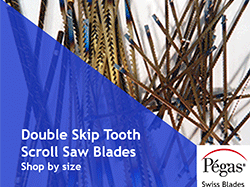 Spiral tooth scrollsaw blades buy scroll saw blades bear woods double skip tooth scroll saw blades greentooth Images