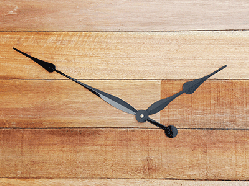 Fancy Spade Clock DIY Hands