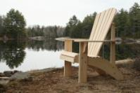 Adirondack Chair Plans Outdoor Furniture Woodworking