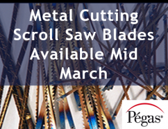 Metal Cutting Scroll Saw Blades