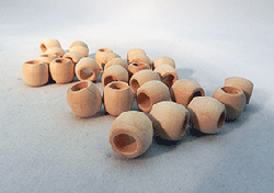 Wood Craft Bead 1/2 inch | Bear Woods Supply