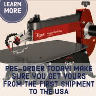 Scroll Saw 21 inch by Pegas Pre Order today