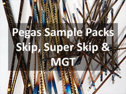 Pegas Skip Tooth and MGT Blades
