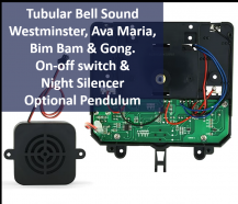 Pendulum Chime Adjustable Clock Movement