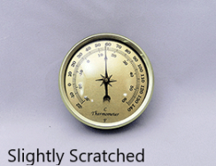 Slightly Scratched Thermometer Insert | Bear Woods Supply