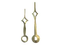 1-13/16 Brass Fancy Clock Hands