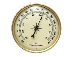 Ivory Thermometer Insert 2-3/4inch