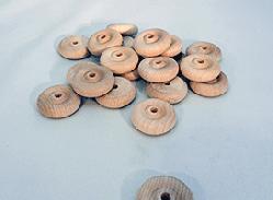 Contoured Wheels TW-150   Bear Woods Supply