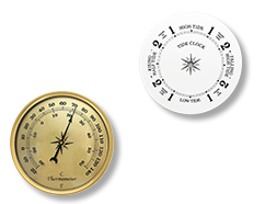 Tidal Clock Movement, Weather Instruments