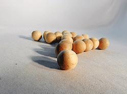 Wood Craft Ball 5/8 inch | Bear Woods Supply